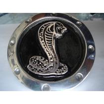 Centros De Rin Metalico Cobra Shelby Mustang 4 Piezas