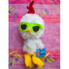 Disney Chicken Little De Peluche Del Parque Sixflags