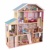 Casa Para Muñecas Kidkraft Majestic Mansion Dollhouse