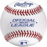Pelotas De Beisbol Oficiales Rawlings. Cubeta Con 2 Docenas
