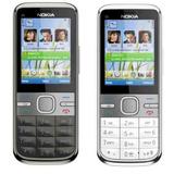Nokia C5 Symbian Gsm 3mp Telefono Celular
