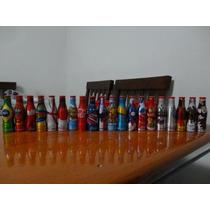 Mini Garrafinhas Da Coca Cola Copa 2014 - Valor Unitário