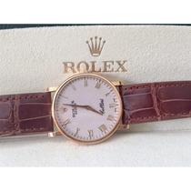 Rolex Cellini Classic Masculino Em Ouro Amarelo , Novo!!!