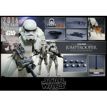 Hot Toys Star Wars Jumptrooper Toy Fair Exclusivo Nuevo