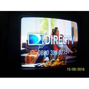 Vendo-permuto Tv Panavox 14 Con Control Func.perfecto