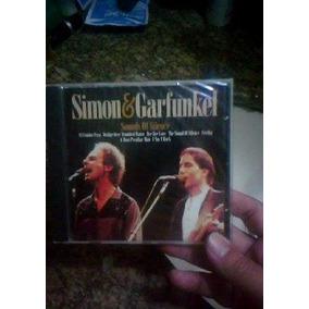 Cd Simon & Garfunkel -sounds Of Silence (lacrado)