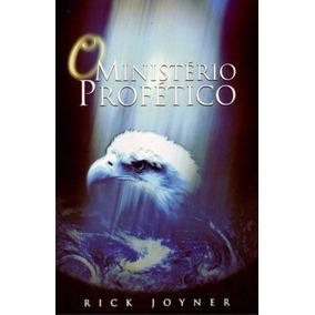 Livro O Ministério Profético Rick Joyner Editora Shema