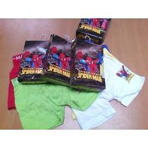 Boxer Para Niños (3 Unidades)