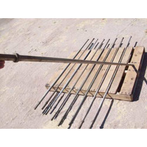 Broca Barrena Barra De 7/8 Para Perforadora Neumatica