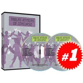 Tablas Rítmicas De Concurso 1 Dvd + 1 Cd Audio