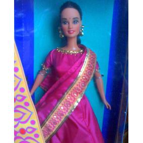 Barbie India Vestido Rosa