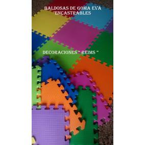Goma eva otros en mercado libre argentina - Baldosas de goma ...