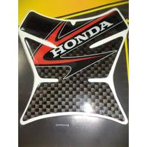 Honda Nxr Bros Todos Os Anos- Protetor Tanque- Frete Grátis