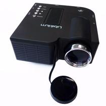 Mini Proyector Kaleidos Multimedia 40 Lumen Usb Vga Hdmi 860