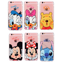Funda Case Mickey Mouse Iphone 4 4s 5 5s 6 6s 6plus