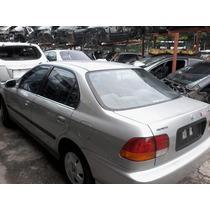 Honda Civic 97/98 - Sucata Só Peças