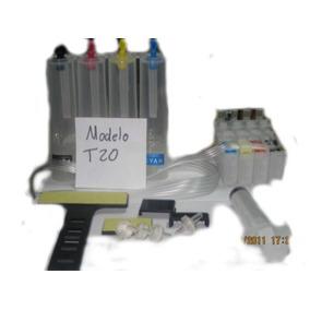 Sistemas Continuos Para Epson T21 T20 Tx100 Tx300f Tx210 Tx4