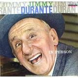 Comediante, Jimmy Durante, ( In Person), Lp 12´,