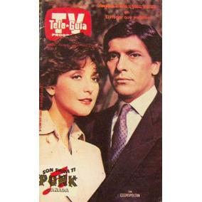 Revista Tele Guía, Angélica María Y Juan Ferrara