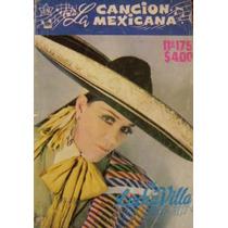 Revista La Canción Mexicana, Lucha Villa Y Sus Grandes Hits