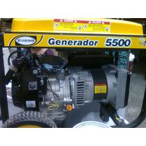 Planta De Luz Evans 5500yw 10hp Generador Nuevo Oferta