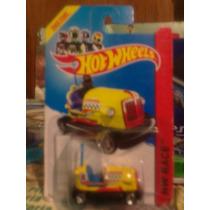 Bump Around Carrito Chocon Hot Wheels Hw Race Lyly Toys Xdxd