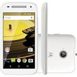 Motorola Moto E 2 Geração - Preto Ou Branco - Promo De Natal