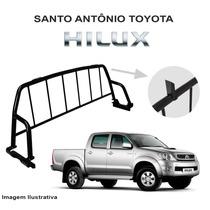 Santo Antônio Toyota Hilux 2005 A 2015 Grade Vidro Traseiro