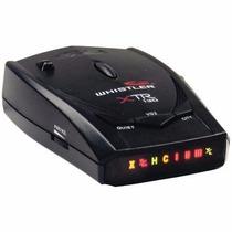 Detector De Radar Con Laser Whistler Xtr-130 R Nb