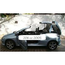 Peugeot 206cc 2005