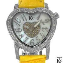 Reloj Techno Com Damas 12 Diamantes Intercambia Correas Dpa