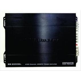 Modulo B.buster Bb. 2000 Gl 2000watts