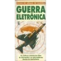 Livro Guerra Eletronica Guias De Armas De Guerra