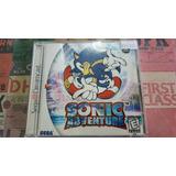 Sonic Americano 1 Edición Dreamcast $24.990 Karasu Big