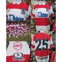 Camiseta Unión La Calera Utileria Año 2007 - 2008 Training