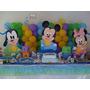 Figuras En Anime Y Foami Mickey Y Minie Bebe Sus Amigos