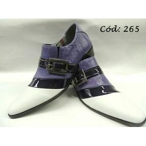 Sapatos Social Couro Sob Medida Varias Cores E Modelos