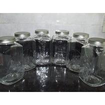 Frascos Coca~cola De Vidrio Buen Estado Para Muchos Usos