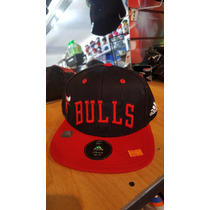 Gorras Caps Chicago Bulls Jordan Basquet Nba 100 % Original