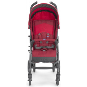 Carrinho De Bebê Chicco Liteway 2 Red Promoção Frete Gratis