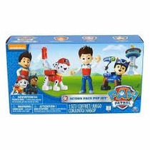 Paw Patrol Action Pack Pup Set