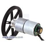 Motoreductor 131:1, Encoder,llantas, Robotica, Servos, Pyf