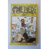 One Piece Manga Tomo 1 Ed. Panini