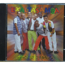Exalta Samba - Cd Luz Do Desejo - 1996