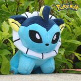 Peluche Vaporeon Pokemon Go 12 Cm