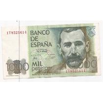 España Billete 1000 Pesetas Pick 158 Año 1979 !!