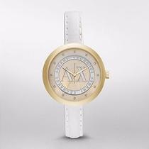 Reloj Armani Exchange Swarovski Elements Madre Perla Ax4227