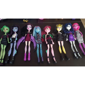 Monster High Create A Monster Precio X C/u