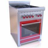 Cocina Morelli Vintage 60 600 Vitrif. Dif. Colores Zona Sur