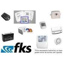 Alarme Residencial Central Fks Sp1000 Gsm Sensor Infra Bater